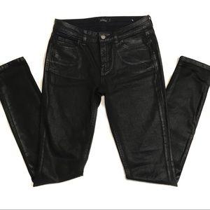 Kate Spade Black Let Loose Saturday Jeans 26
